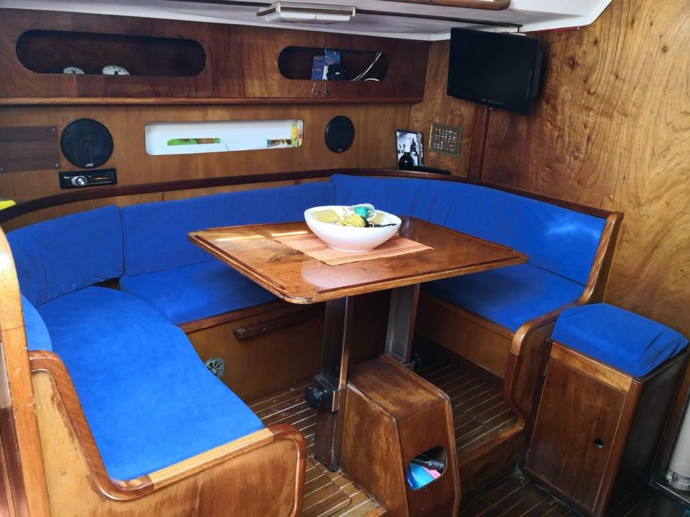Rental yacht Mazara del Vallo - Tekocantieri Perversion 37 on SamBoat