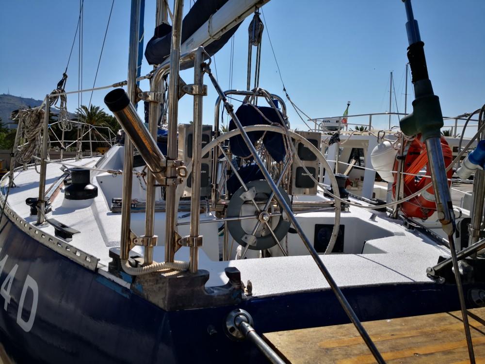 Boat rental Tekocantieri Perversion 37 in Mazara del Vallo on Samboat