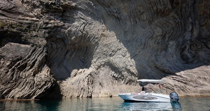 Rental Motorboat in Port de Pollença - Mano Marine sport fisch 21,50