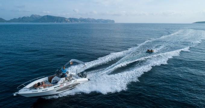 Rental yacht Port de Pollença - Mano Marine sport fisch 21,50 on SamBoat