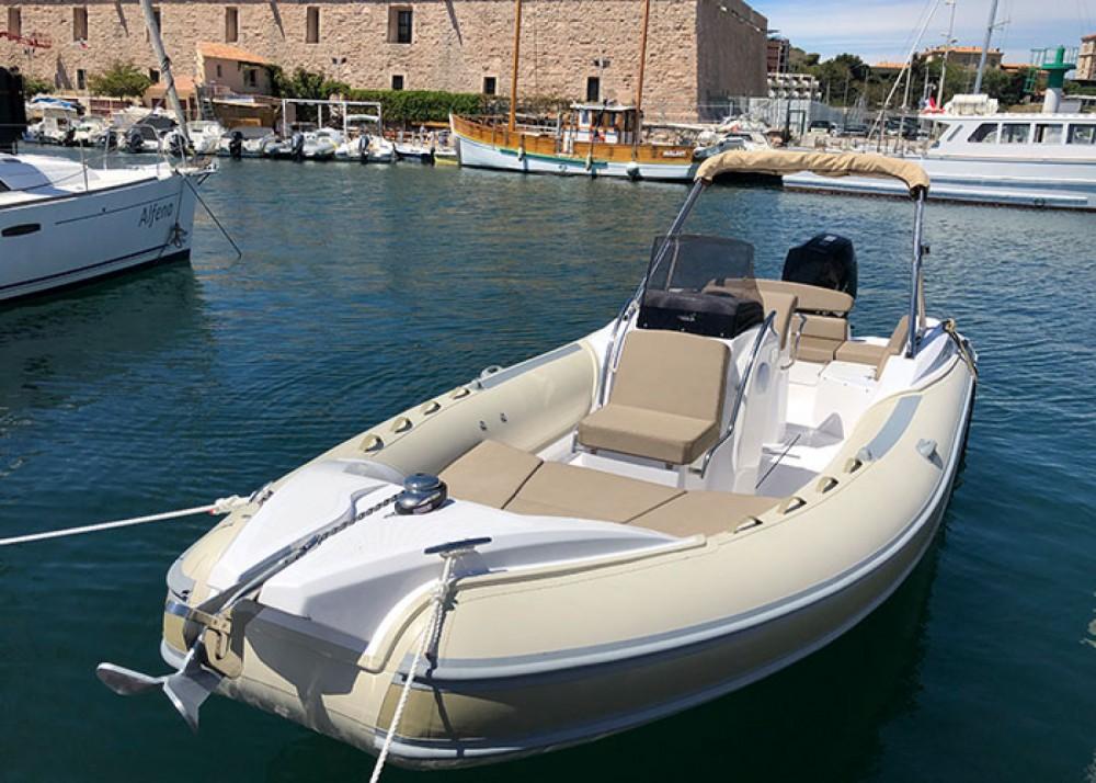 Rental yacht Marseille - MV Marine MV Marine 750 on SamBoat