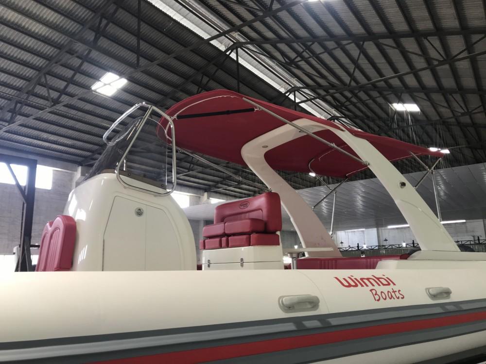 Boat rental Grimaud cheap W10