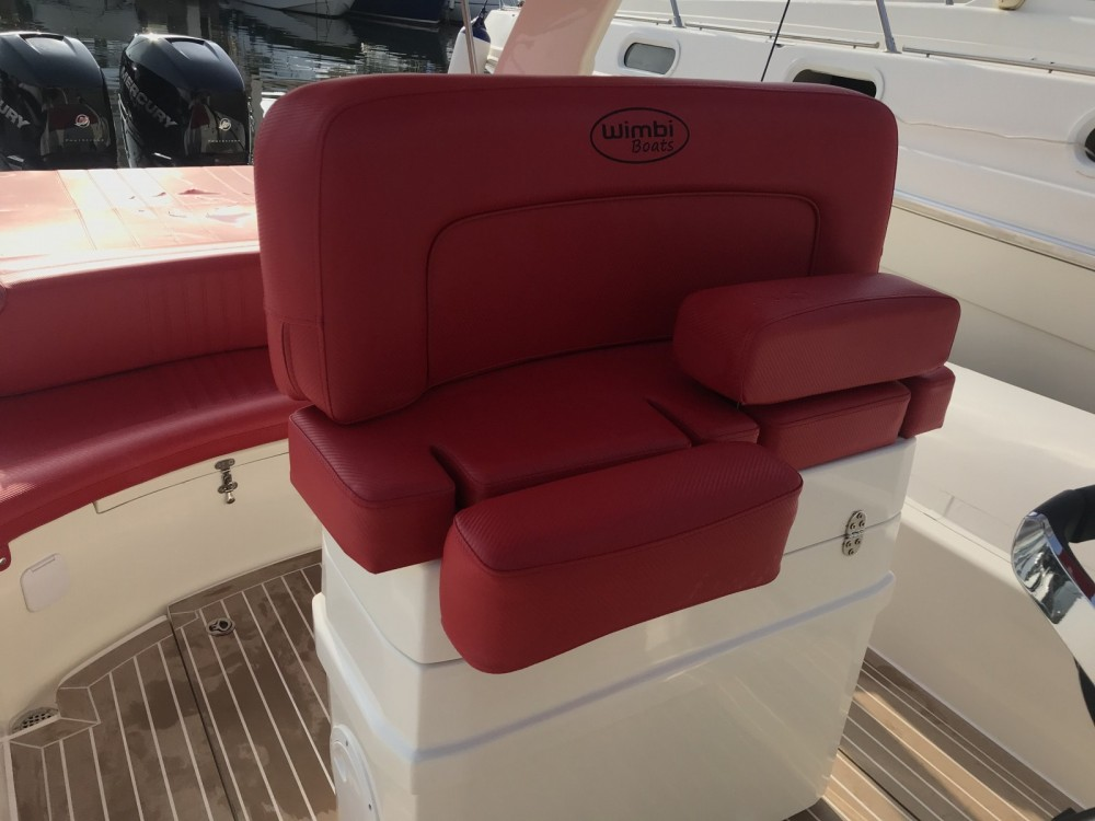 RIB for rent Grimaud at the best price