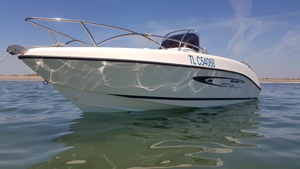 Rental yacht Fos-sur-Mer - Mano Marine 19.5 on SamBoat