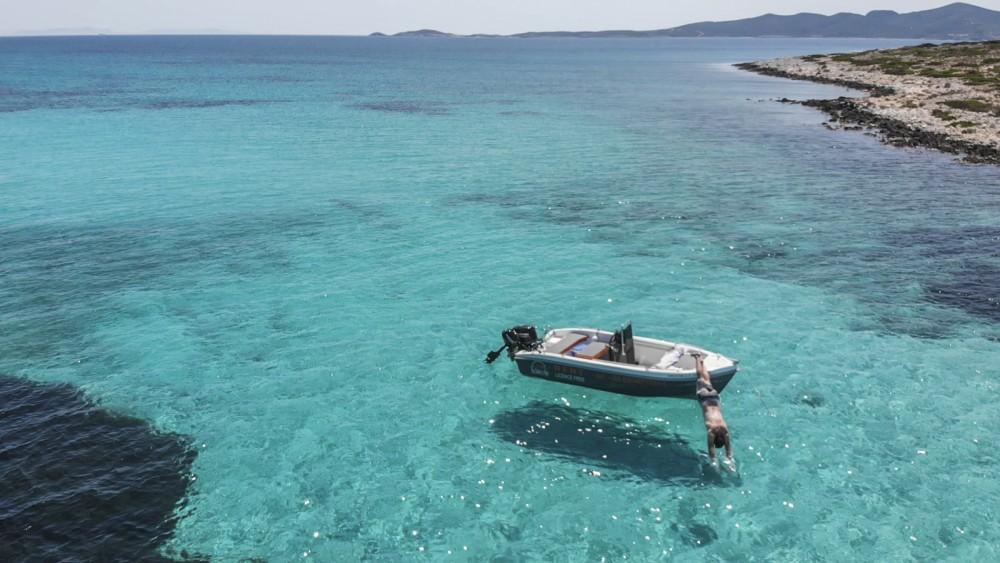 Boat rental Aegean cheap 455