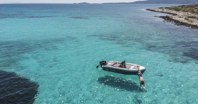Rental yacht Paros Island - The Sailor's Ride 455 on SamBoat