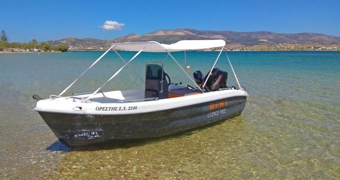 Rent a The Sailor's Ride 455 Paros Island