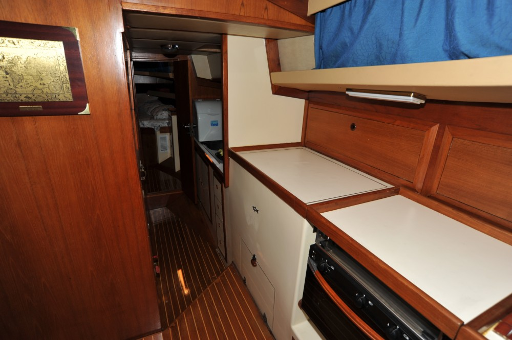 Boat rental Olympic Marine S.A 47 in  on Samboat