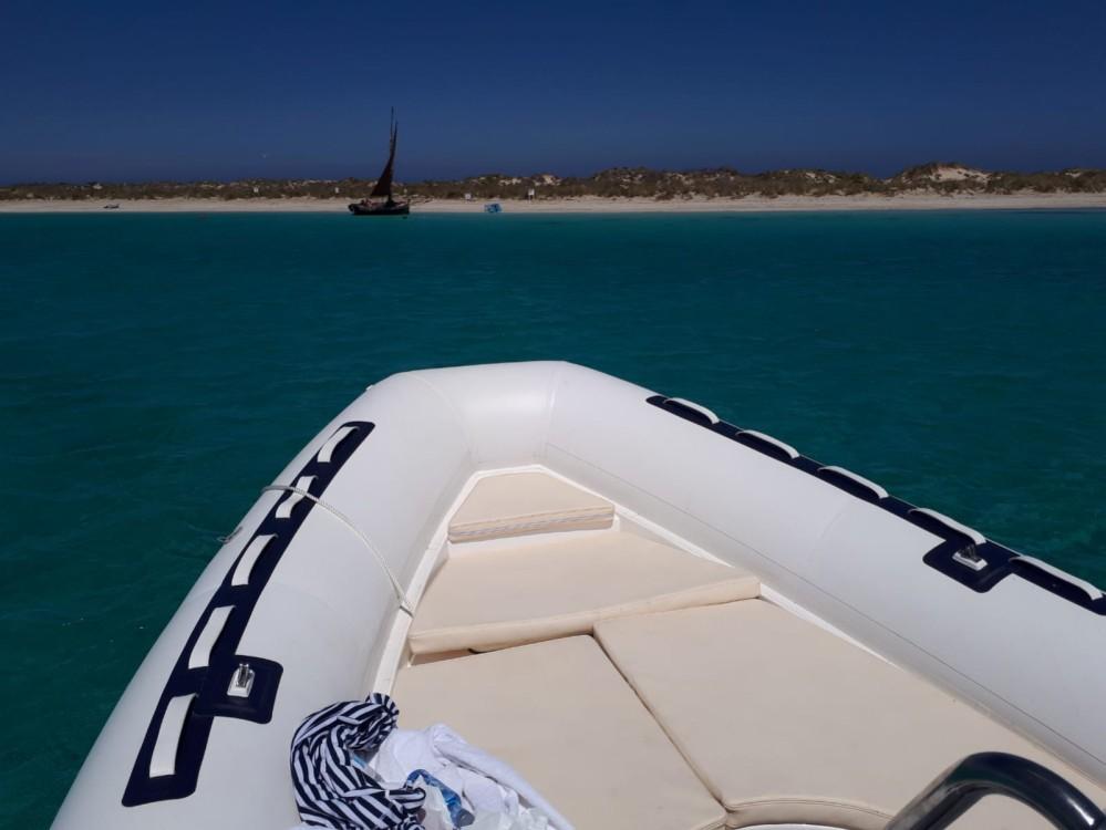 Rental RIB in Formentera - Nautitech 6,80m