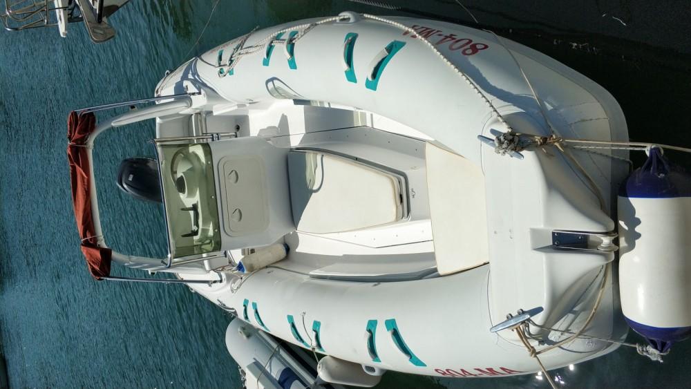 Boat rental Omiš cheap 620xs