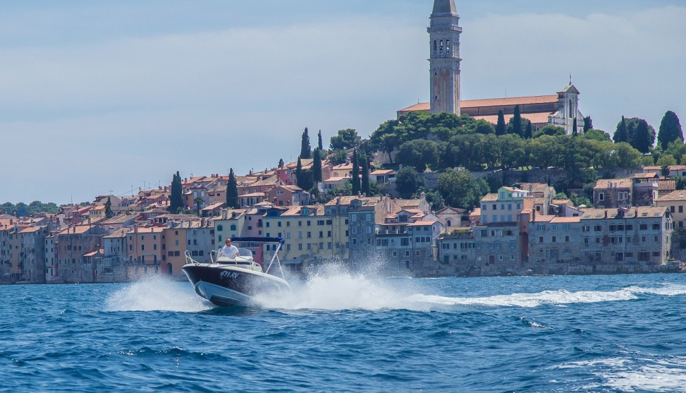 Fisher 20 between personal and professional Rovinj