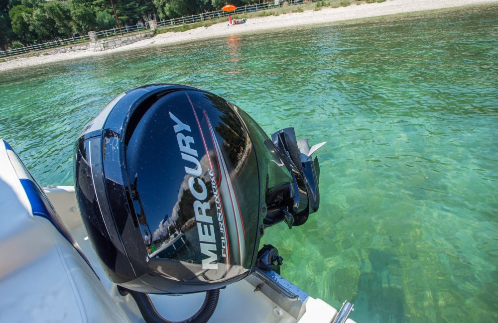 Hire Motorboat with or without skipper Fisher Rovinj