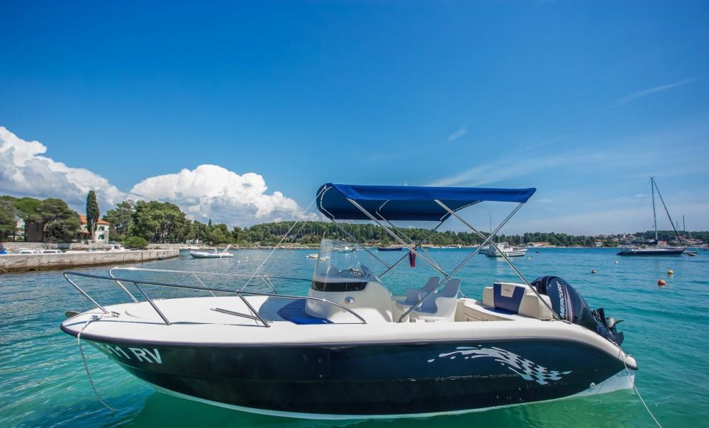 Boat rental Fisher 20 in Rovinj on Samboat