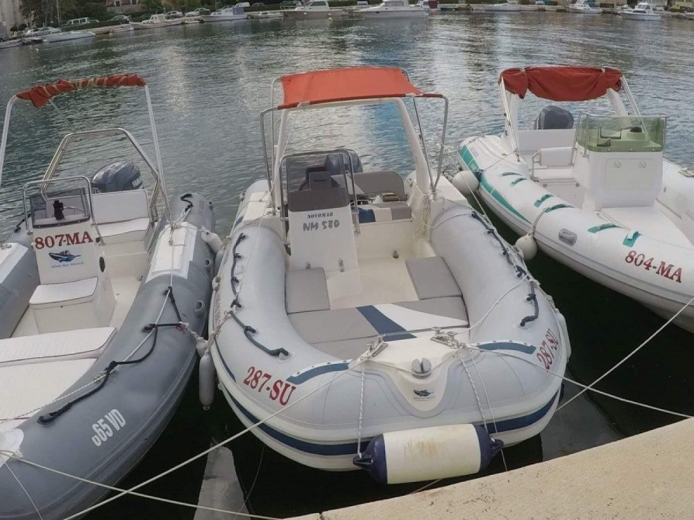 Hire RIB with or without skipper Novomar Omiš