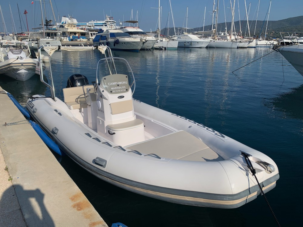 Valiant Valiant 630 Classic between personal and professional Propriano