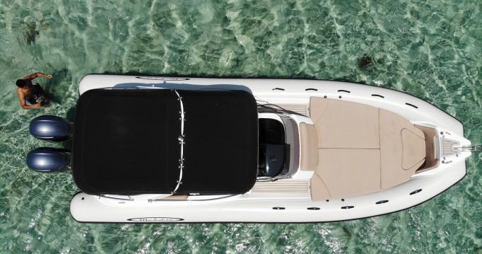 Rental yacht Ibiza Town - Maestrale Maestrale 8.5 on SamBoat