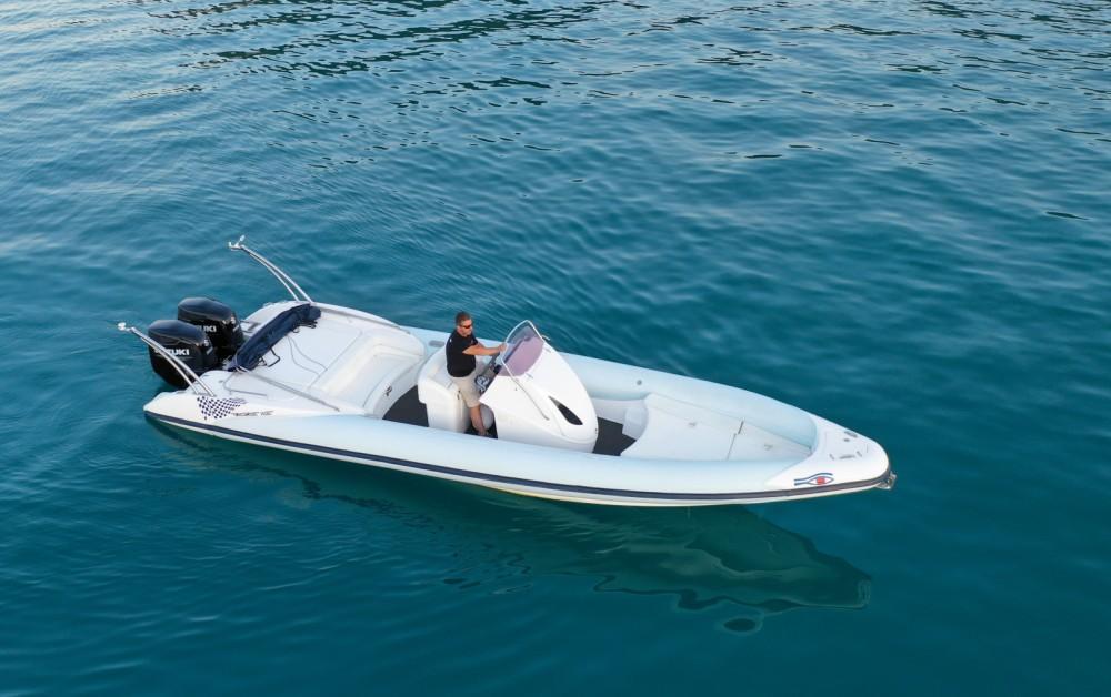 Rental yacht Nydri - RIB  Bora 929 on SamBoat