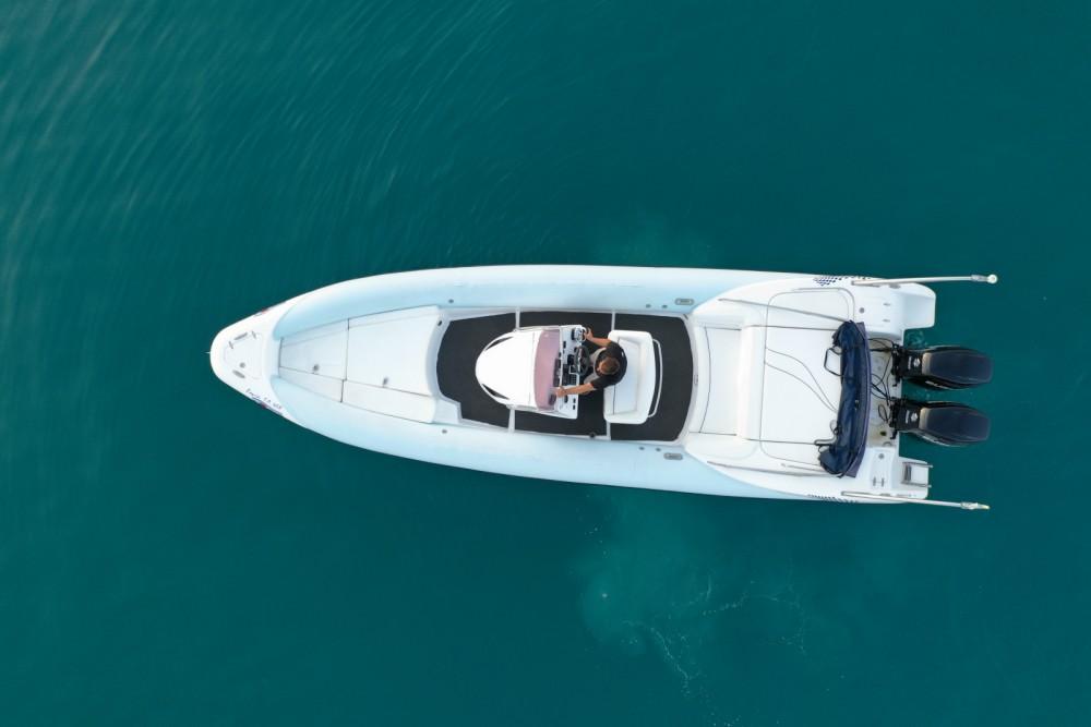 Boat rental RIB  Bora 929 in Nydri on Samboat