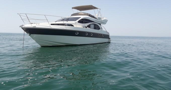 Rental yacht Port-Camargue - Azimut Azimut 46 on SamBoat