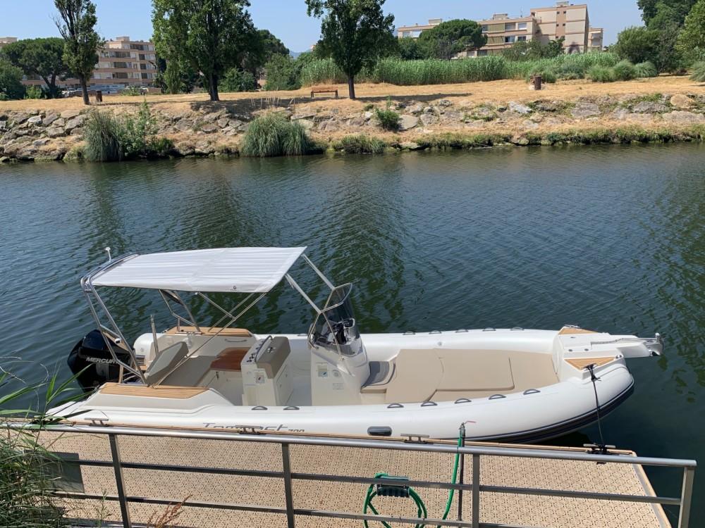 Boat rental Mandelieu-la-Napoule cheap CAPELLI