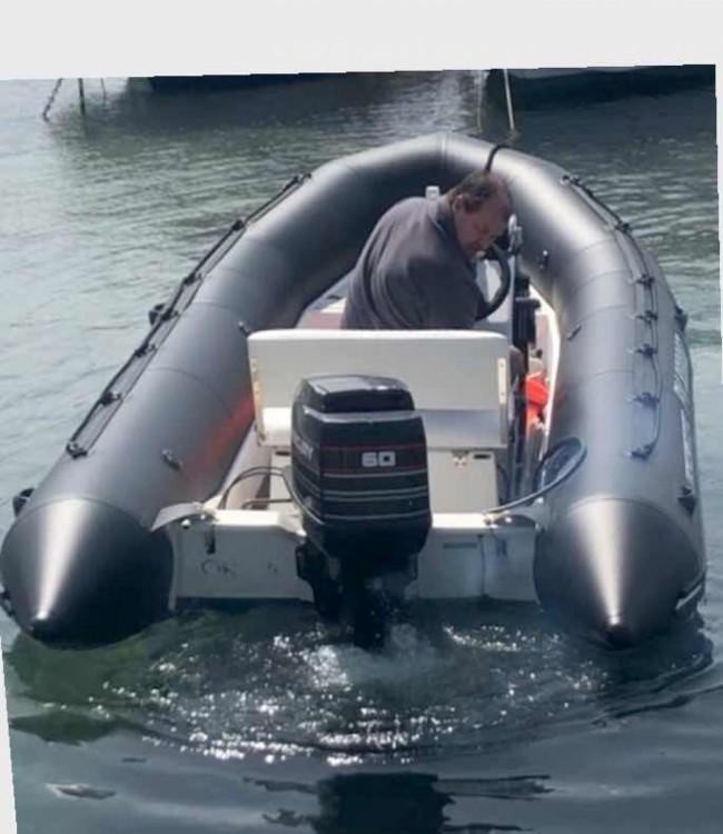 Rental yacht Saint-Tropez - Bombard Explorer 550 on SamBoat