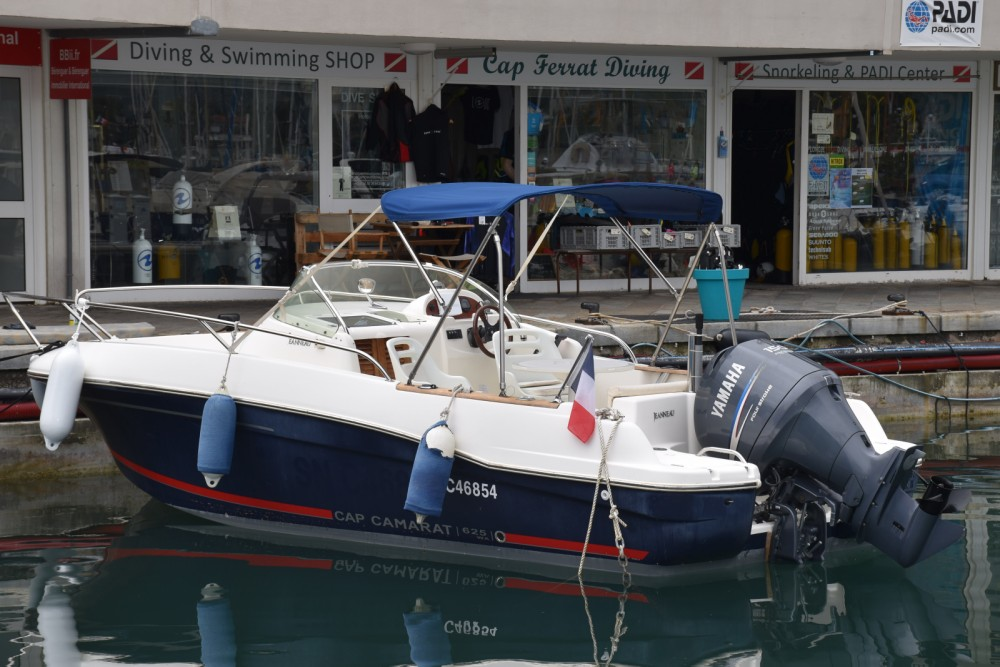 Motorboat for rent Monaco at the best price
