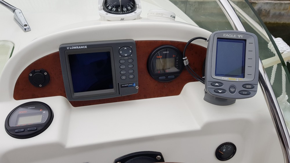 Hire Motorboat with or without skipper Jeanneau Monaco