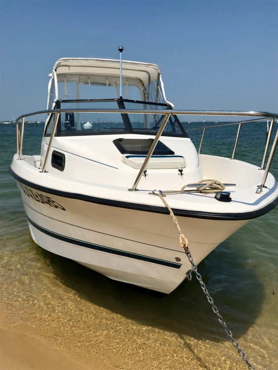 Hire Motorboat with or without skipper Bayliner Lège-Cap-Ferret