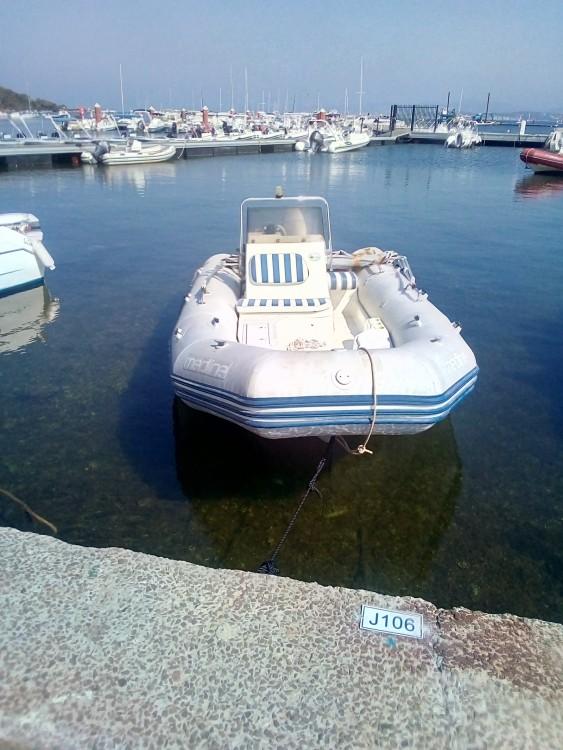 Boat rental Six-Fours-les-Plages cheap Medline I