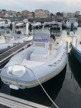 Boat rental Joker Boat Coaster 600 in Arcachon on Samboat