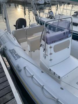 Rent a Joker Boat Coaster 600 Arcachon