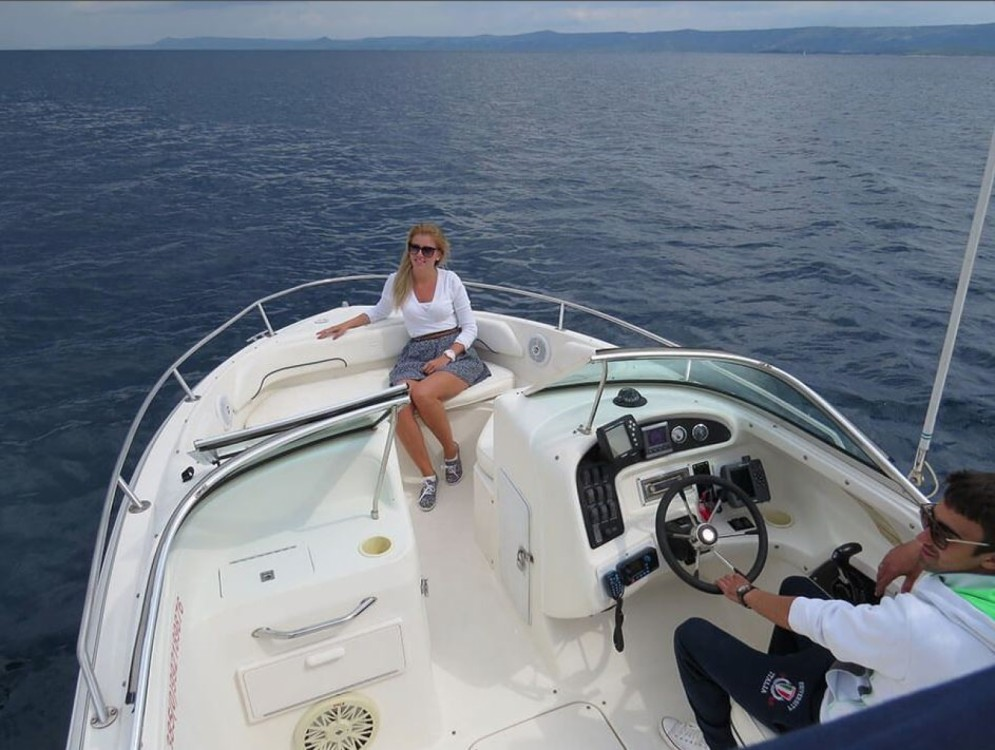 Hire Motorboat with or without skipper Sea Ray  Bol