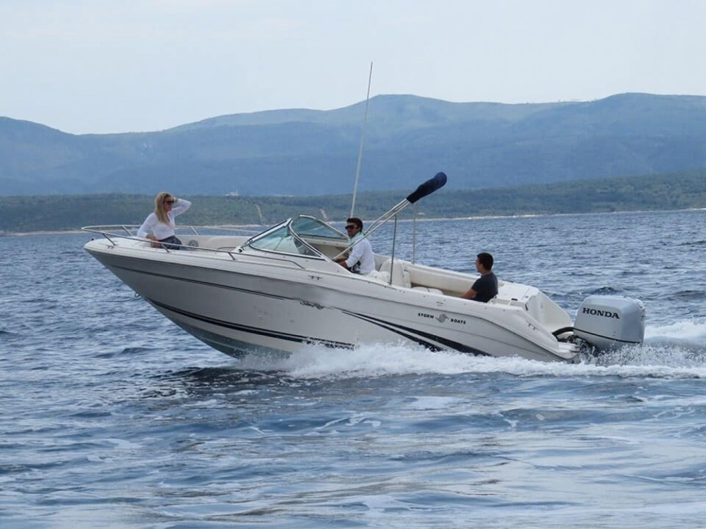 Sea Ray  H 210 between personal and professional Bol