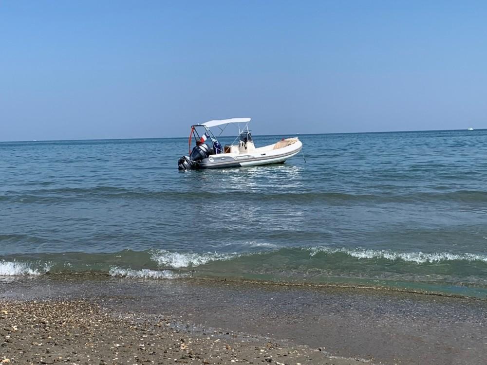 Rental RIB in Palavas-les-Flots - Capelli Tempest 626