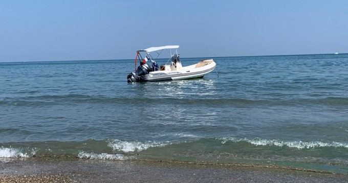 RIB for rent Palavas-les-Flots at the best price