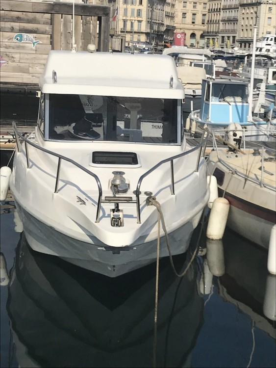 Hire Motorboat with or without skipper Rio Marseille
