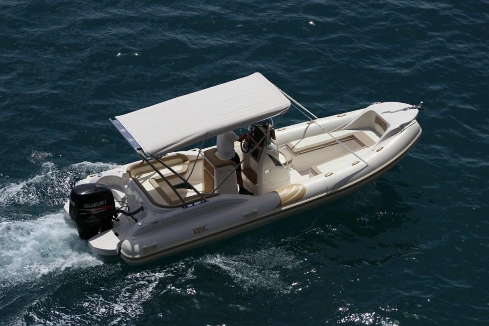 Rent a Bsc 73 Ocean Charter Bol