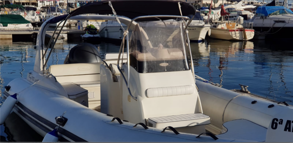 Rental yacht Alicante - Nuova Jolly King 720 Extreme on SamBoat