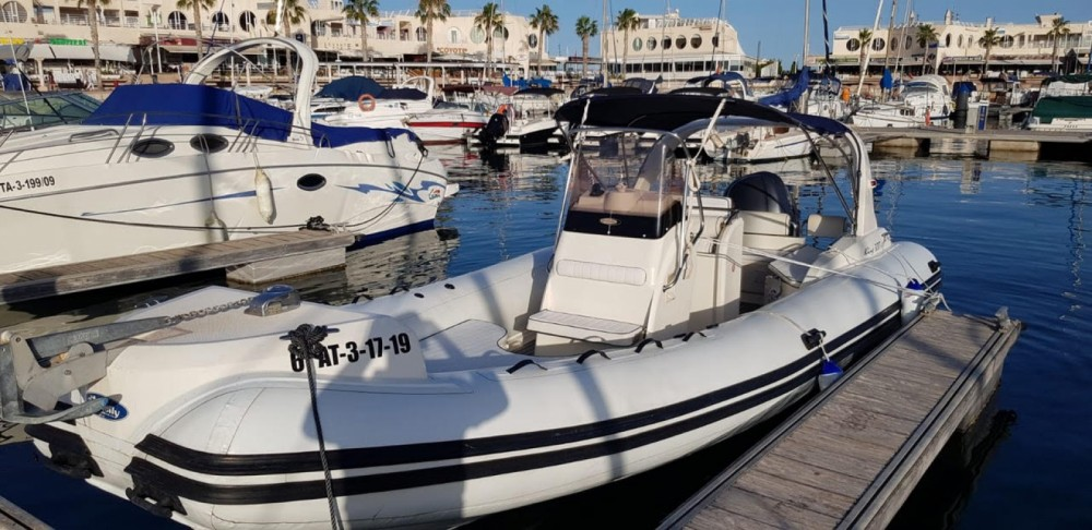 RIB for rent Alicante at the best price