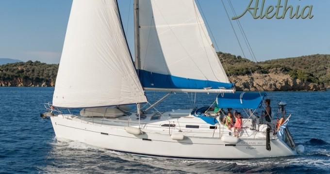 Rental Sailboat in Volos - Bénéteau Oceanis 393 Clipper