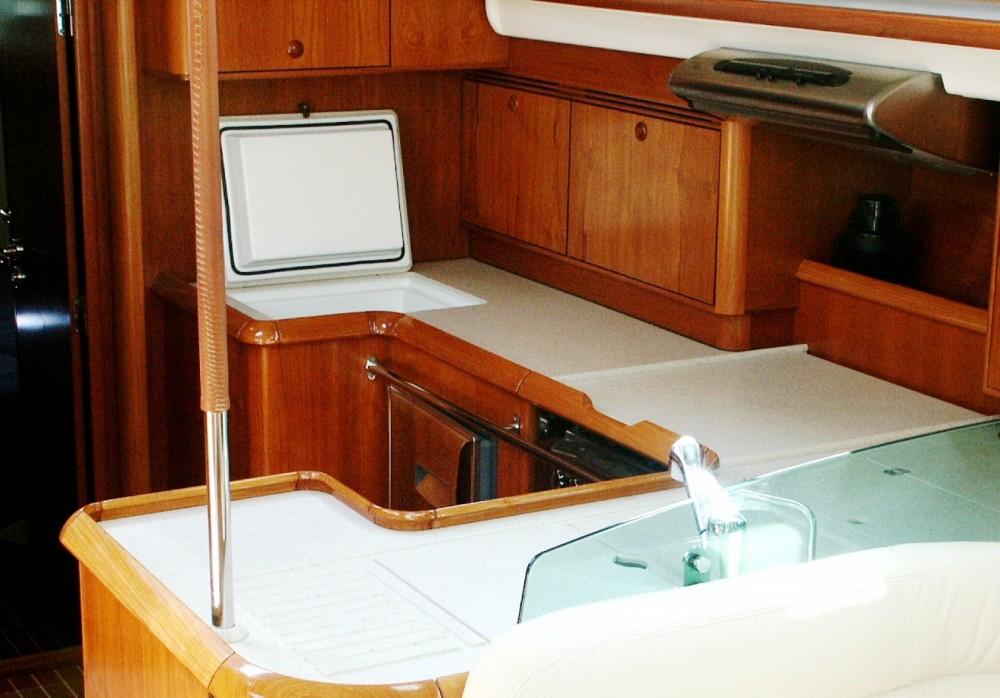Boat rental Jeanneau Sun Odyssey 54 DS in  on Samboat