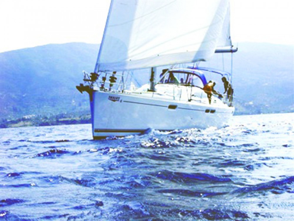 Rental yacht  - Jeanneau Sun Odyssey 54 DS on SamBoat