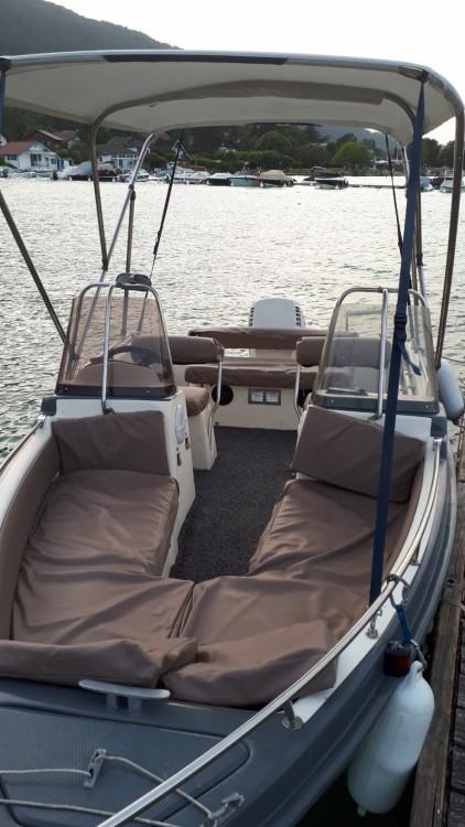 Boat rental Sciez cheap Ultra 470 Open