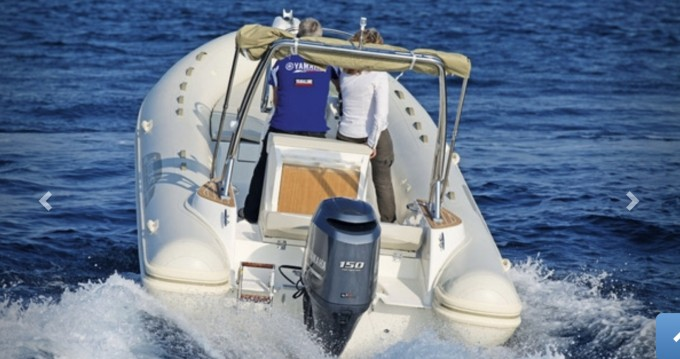 Hire RIB with or without skipper Capelli Six-Fours-les-Plages