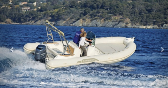 Rental yacht Six-Fours-les-Plages - Capelli Tempest 650 on SamBoat