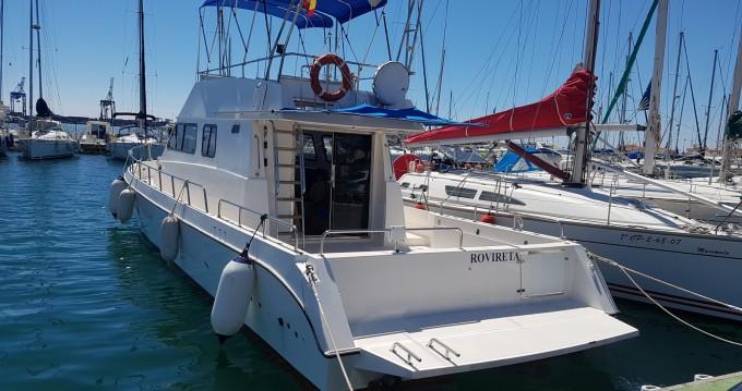 Hire Motorboat with or without skipper Cata Castellón de la Plana/Castelló de la Plana