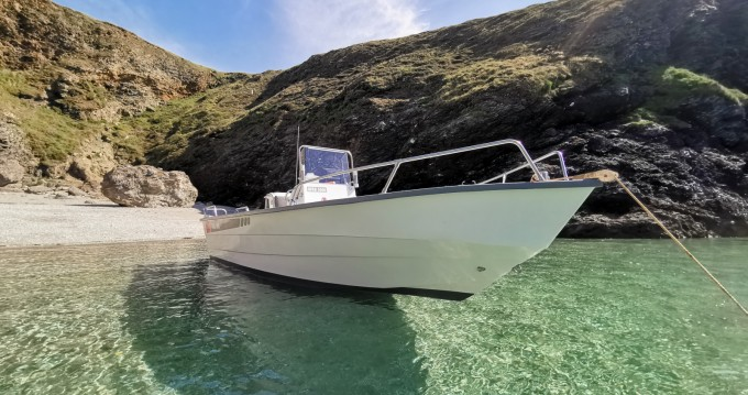Hire Motorboat with or without skipper Pro-2000 Le Palais