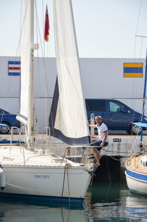 Sailboat for rent Marbella at the best price