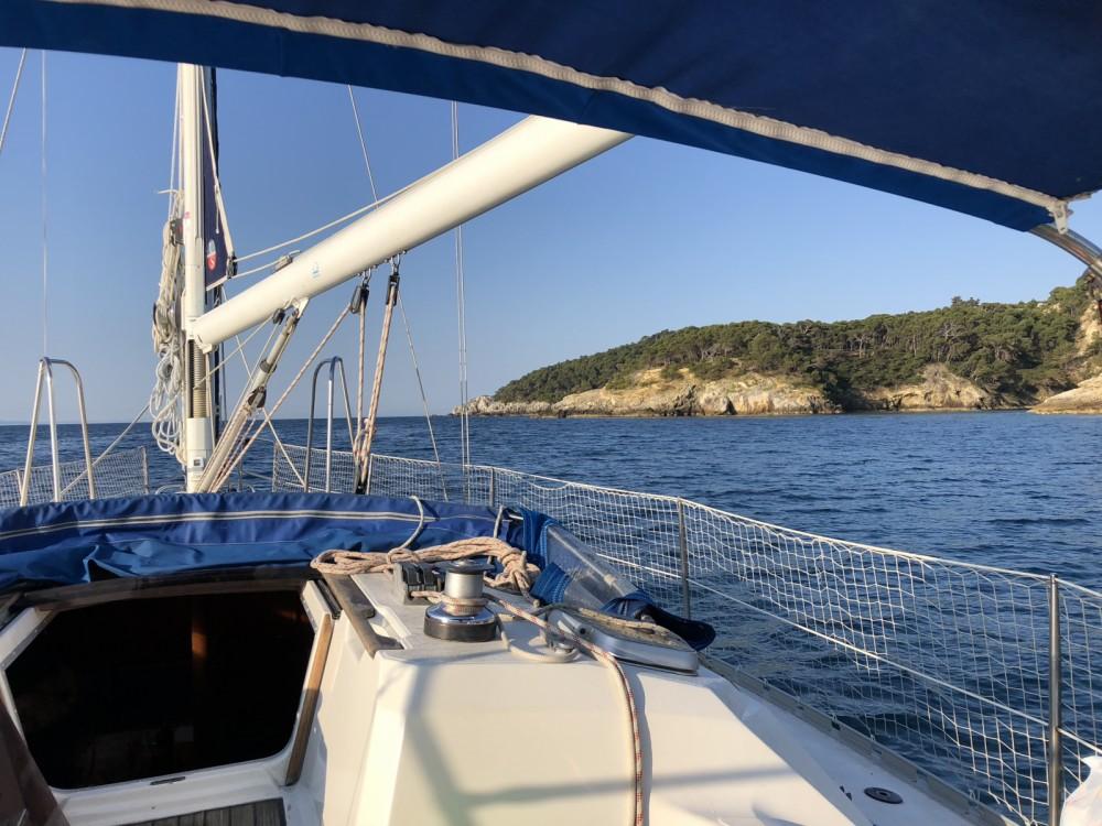 Rent a Jeanneau Sun Charm 39 Marbella