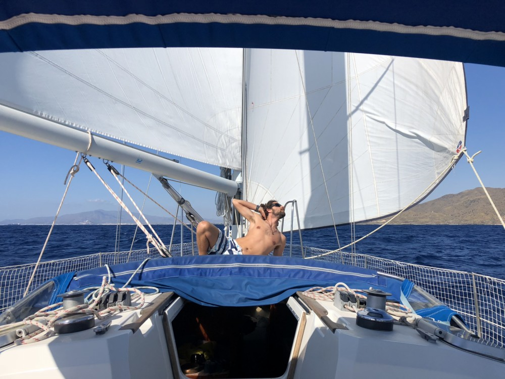 Jeanneau Sun Charm 39 between personal and professional Marbella
